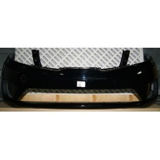 Бампер передний Kia Rio 2011-2015 Черный перламутр MZH