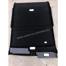 Жесткий потолок Нива 2121, 21213, 21214 (черный)