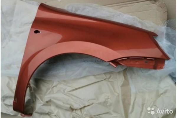 Крыло  переднее  правое в цвет кузова 2190
